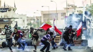 صورة ندوة تطالب بالعدالة لضحايا جرائم القتل التعسفي في البحرين