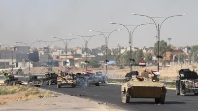 صورة العراق.. مقتل 6 من داعش الإرهابي بقصف في كركوك