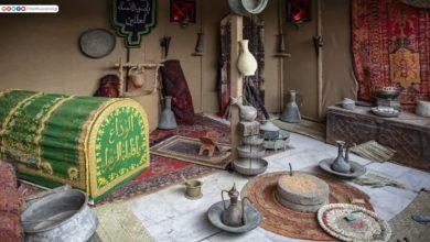 صورة بالصور.. تنظيم معرض يحكي حياة السيدة الزهراء عليها السلام في منطقة ما بين الحرمين الشريفين بكربلاء