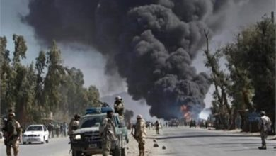 صورة مقتل 15 طفلاً بانفجار استهدف تجمعاً قرانياً وسط أفغانستان