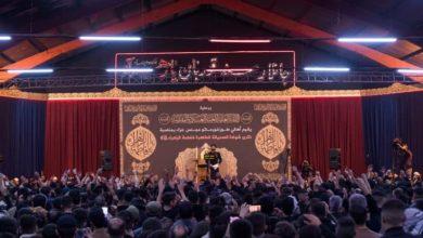 صورة طوزخورماتو في صلاح الدين تقيم مجلس عزاء بذكرى استشهاد الصديقة عليها السلام