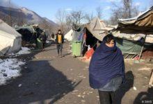 صورة المسلم الحر تدعو للتدخل: الوضع كارثي بمخيم مدينة بهيج في البوسنة