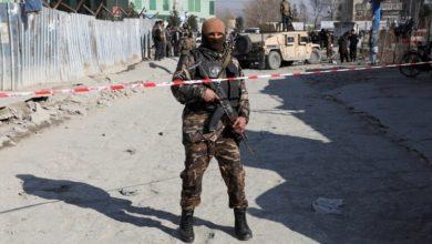 صورة مقتل عشرات عناصر الأمن بسلسلة هجمات في أفغانستان