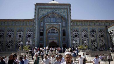 صورة بعد تسعة أشهر على إغلاقها.. مساجد طاجيكستان تفتح أبوابها لمرتاديها