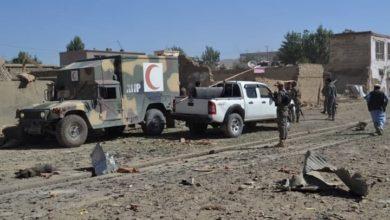 صورة مقتل 3 من الشرطة الأفغانية بهجوم مسلح بولاية غزني