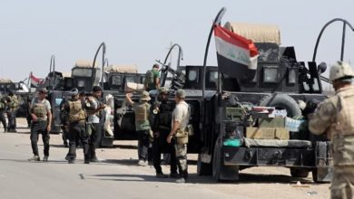 صورة العراق: جهاز مكافحة الإرهاب يطلق عملية ثأر الشُهداء