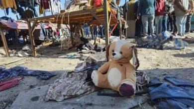 صورة تفجيرات بغداد.. شيعة رايتس ووتش تطالب بمحاسبة الجهات المقصرة وملاحقة الجناة