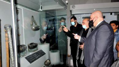 صورة ممثل الأُمم المتحدة يؤكد على أهمية النهوض بالواقع السياحي والعمل المتحفي في كربلاء المقدسة