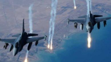 صورة مقتل 8 من طالبان الإر.ها.بية في غارة جوية شمال أفغانستان