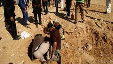 صورة جرائم د11عش.. مقبرة جماعية جديدة تضم رفات مغيبين في العراق