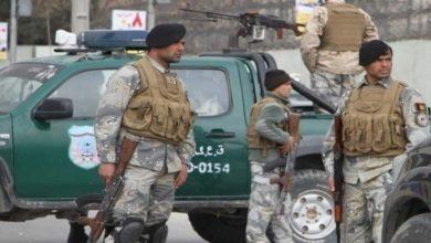 صورة قتلى وجرحى من الجيش الأفغاني في هجوم مسلح بإقليم بلخ