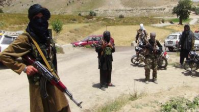 صورة مقتل 17 من مسلحي طالبان الار.ها.بية في غارات جوية شرقي أفغانستان