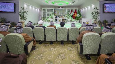 صورة كربلاء المقدسة: ملتقى عراقي دوري لحفظ السلم المجتمعي امتثالاً لتعاليم الإسلام