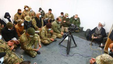 صورة المرجع النجفي: أعداء العراق وجهوا أنظارهم إلى هذه الدولة لأنها مصدر قوة التشيع