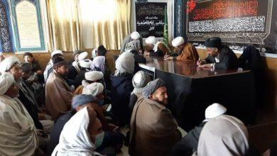 صورة مكتب المرجع الشيرازي يرسل مئات المبلغين إلى مختلف المدن والولايات الأفغانية بمناسبة الأيام الفاطمية