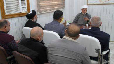 صورة تنظيمُ ندوةٍ معرفيّة حول أساسيّات بناء الإنسان في المجتمع الإسلاميّ في كربلاء المقدسة