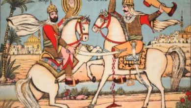 صورة لوحات فنية احتفت بسيرته.. الإمام علي (عليه السلام) في الذاكرةِ العثمانية