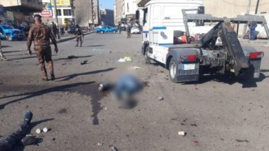 صورة شيعة رايتس ووتش تدين التفجير الإرهابي في بغداد