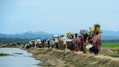 صورة غير صاغية للانتقادات.. بنغلاديش تنقل المزيد من الروهينجا إلى جزيرة نائية