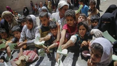 صورة أوكسفام تتهم سياسيين بريطانيين بالسعي للربح على حساب أرواح اليمنيين