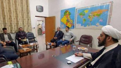 صورة مؤسسة مصباح الحسين عليه السلام تناقش مراحل تنفيذ مشروع ميثاق حماية الأيتام في العراق