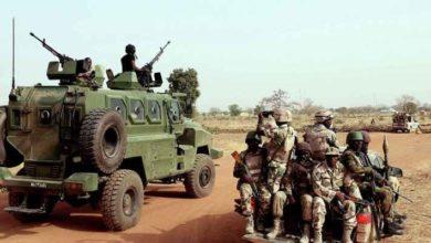 صورة د1عش الإرهـ..ـابي يسيطر على قاعدة رئيسية للجيش في نيجيريا