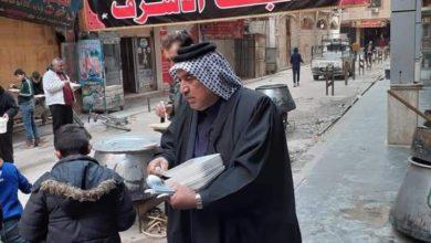 صورة سوريا: استعداد مبكر لإحياء ذكرى وفاة جبل الصبر زينب (عليها السلام)