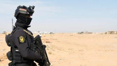 صورة استشهاد 6 مقاتلين عراقيين بانفجار مفخخة غرب الانبار