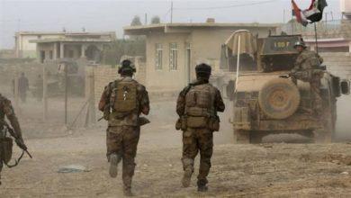 صورة مقتل ما يسمى بالمفتي الشرعي لد1عش الارهـ.ـابي شمال بغداد