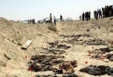 صورة مؤسسة الشهداء تكشف عدد المقابر الجماعية غير المفتوحة في العراق