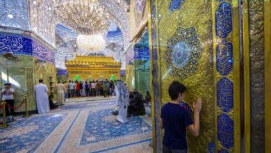 """صورة مباحثات """"عراقية سورية"""" لتنشيط السياحة الدينية في البلدين"""