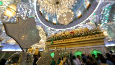 صورة بالصور.. أجواء الحرم العلوي المطهر وتوافد الزائرين لأداء الزيارة المخصوصة