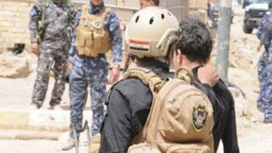 صورة شرطة الأنبار تعتقل مجموعة تروم تنفيذ هجمات إرهـ،ـابية