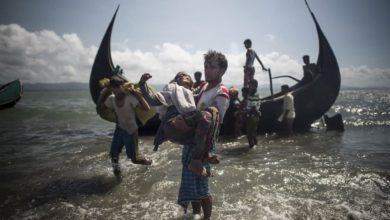 صورة الهند ترحل لاجئي الروهينجا في ولايتي جامو وكشمير