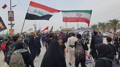 صورة العراق وإيران يبحثان التعاون في زيارة الأربعين والربط السككي الذي يسهم بزيادة عدد الزوار إلى 5 ملايين زائر