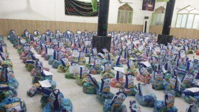 صورة مؤسسة الإمام الحسين عليه السلام تبادر بتهيئة مئات السلات الغذائية لتوزيعها للمحتاجين في كربلاء المقدسة