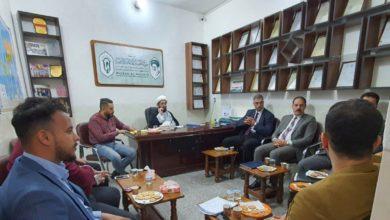 صورة أكبر مشروع إنساني في العراق يكثّف جهوده لتشريع قانون خاص بالأيتام