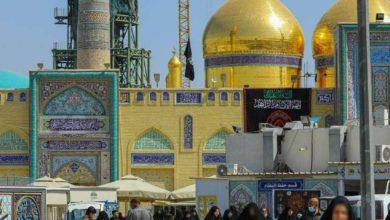 صورة بالصور.. استمرار توافد الزوار نحو مرقد الإمام موسى بن جعفر الكاظم عليهما السلام في مدينة الكاظمية المقدسة