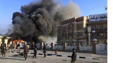 صورة تعليقاً على أحداث ذي قار.. حقوق الإنسان تدعو الى الاستجابة لمطالب المتظاهرين السلمية وحقن الدماء