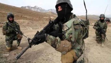 صورة مقتل 30 من طالبان الإرهـ،ـابية بينهم 16 من عناصر القاعدة في وسط أفغانستان