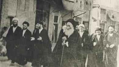 """صورة """"60 عاماً"""" على رحيل المرجع الديني الكبير السيد مهدي الشيرازي (قدّس سره)"""