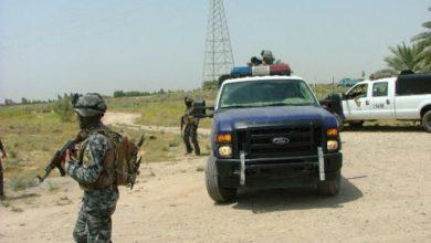 صورة إصابة رجل أمن ومدني بهجوم إرهـ،ـابي في محافظة ديالى