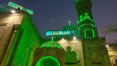 صورة المنشدة المصرية هبة سالم: استمدّ طاقتي من مسجد السيدة زينب (عليها السلام)