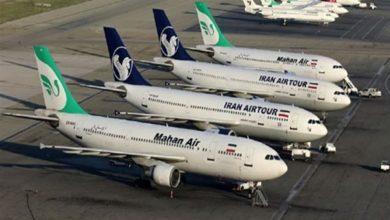 صورة إيران تحظر الرحلات الجوية إلى 15 بلداً بينها العراق