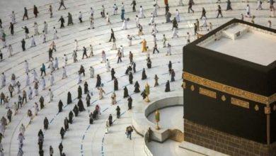 صورة المسلمون الروس يستعدون لأداء مناسك العمرة