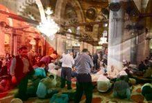 صورة اللاعنف العالمية تستنكر استهداف معتكفي المسجد الأقصى وتواطؤ الشرطة الإسرائيلية