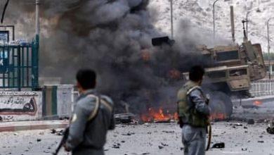 صورة مقتل 4 مدنيين إثر انفجار عبوة ناسفة في ولاية غزني شرقي أفغانستان
