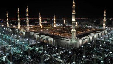 صورة رئاسة المسجد النبوي تكمل استعداداتها لاستقبال المصلين خلال العشر الأواخر من شهر رمضان المبارك