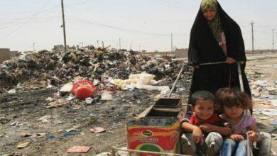 صورة خبراء: معدلات الفقر في العراق أكثر ممّا ورد في التقارير الرسمية