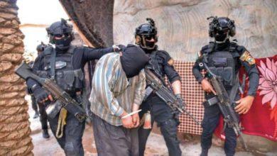 صورة العراق: اعتقال 22 د1عشياً بينهم والي التنظيم في مدينة الفلوجة